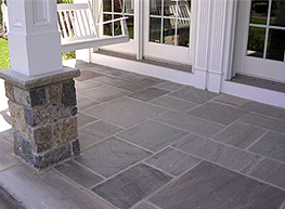We have many many sizes of beautiful dimensional flagstone to choose at a competitive price.