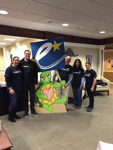 Volunteers help make ECC a special place for inspiring children!