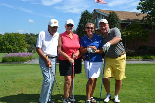 ECC supporters enjoying Sheldon's Second Magical Open in August of 2015!