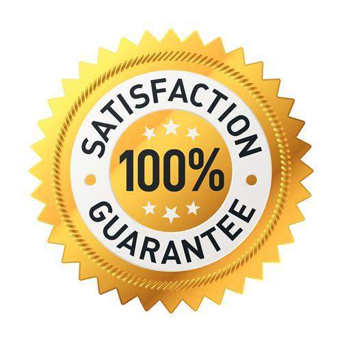 ConnecTheDot 100% Satisfaction Guarantee