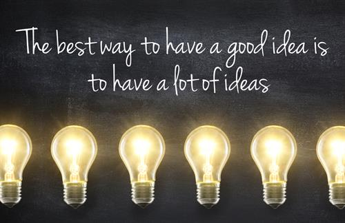 Light-bulb Thinking