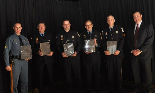The 2014 Public Safety Award Winners