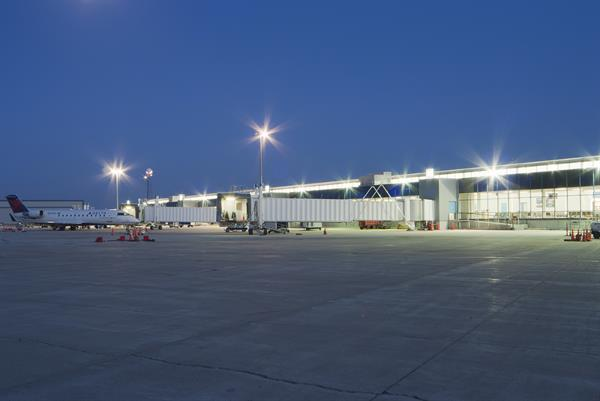 South Bend Regional Airport Terminal Expansion