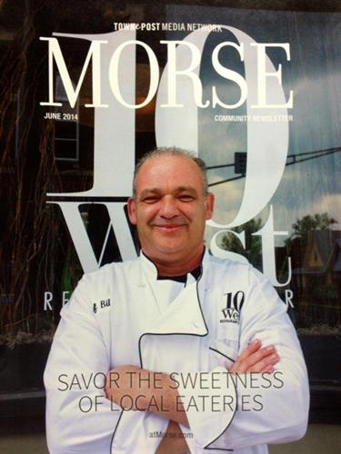 Our own Chef Bill and 10 West had a great write up in the Indianapolis Monthly!
