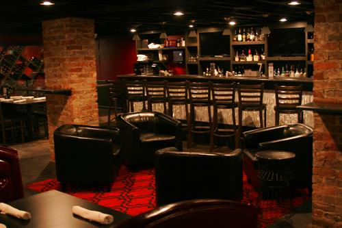 The Cellar, where you can relax with some live music!