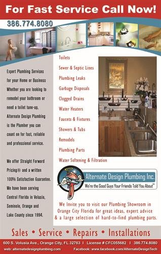 Our flyer!  Not sure all that we do?  Here's a good start!