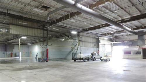 Manufacturing facility for lease