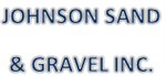 Johnson Sand & Gravel Inc