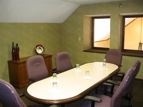 Boardroom available.