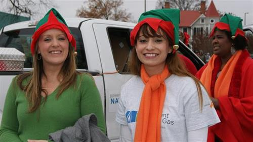 Fayetteville Christmas Parade 2012