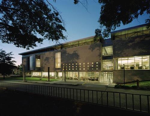 UA Leflar Law Center Addition