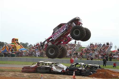 Monster Truck Show  / Night of Fire and Destruction