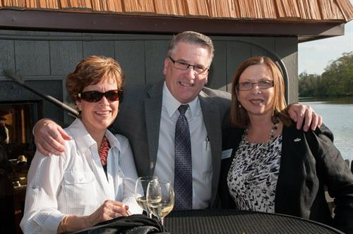 2015 GCCC Wine and Food Pairing at Auletto's with good friends