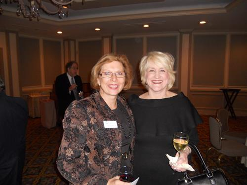 Executive Club 2014 with the esteemed Ruth London from Robins' Nest