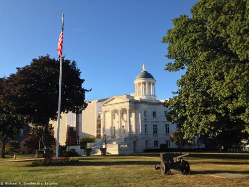Historic Somerset County Courthouse, Somerville, NJ 08876
