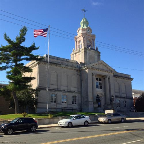 Cumberland County Courthouse, Bridgeton, NJ 08302