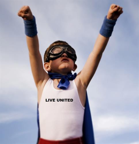 Be a hero, LIVE UNITED