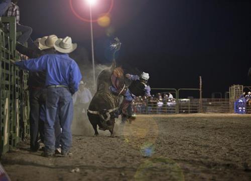 Lander Pioneer Days Rodeo