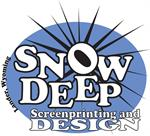 Snow Deep Screen-Printing and Design