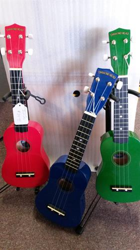 We have ukulele for all price ranges and qualities!!