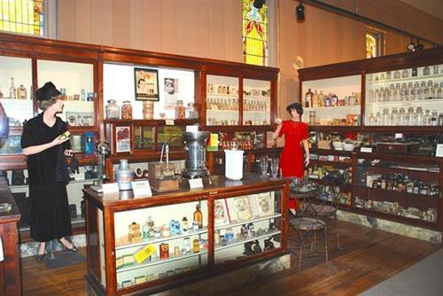 Burleson's Drug Store