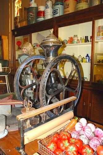 Coffee Grinder, donated by Dave Hays