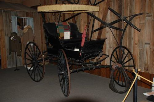 Surrey carriage