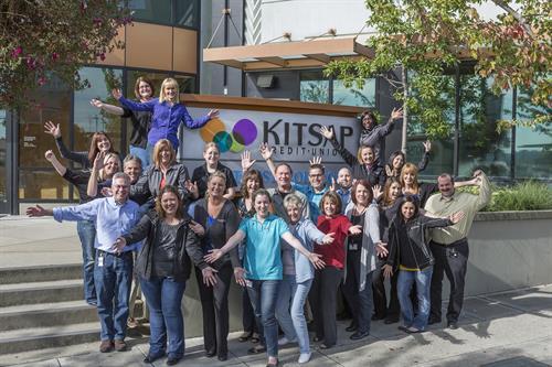We love Kitsap Credit Union!
