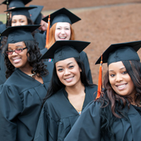 At Clayton State, students find a place that is dedicated to empowering them to achieve their dream which ultimately culminates with graduation.