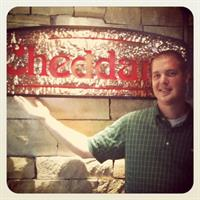 Madison P.Tucker III, General Manager, Welcomes You to Cheddars Casual Cafè