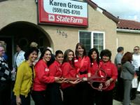 Our ribbon cutting with the Chamber was a huge success!