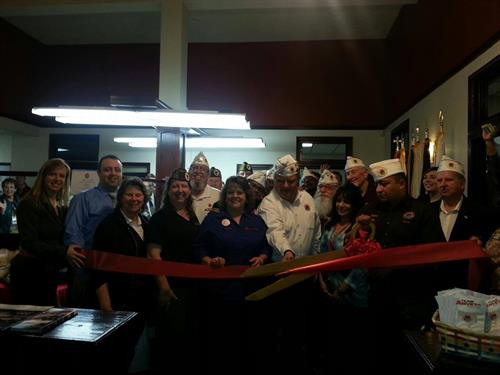 AMVETS Ribbon Cutting