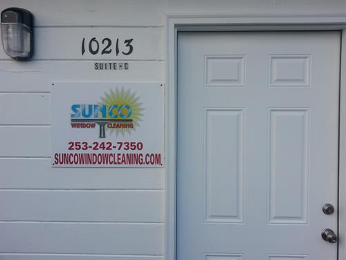 Sunco is located at 10213 24th St E, Suite C, Edgewood, WA 98372