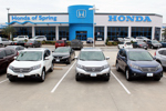 Honda Of Spring PENSKE Automotive Group