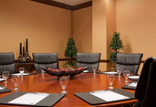 Hampton Inn Boston-Natick Board Room