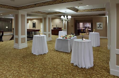 Hampton Inn Boston-Natick Pre-Function Area