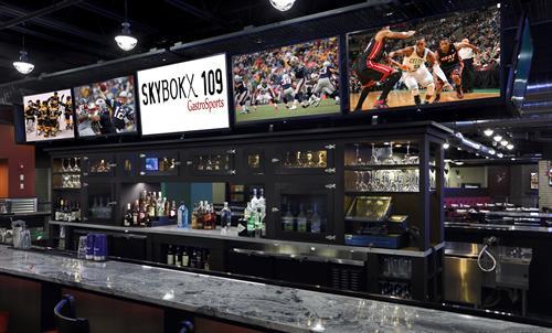 SKYBOKX 109 GastroSports Restaurant/GastroPub
