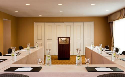 Hampton Inn Boston-Natick U-Shape Conference Room