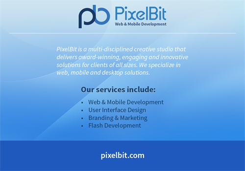 Please visit our website to see our full portfolio, and to learn more about our services.
