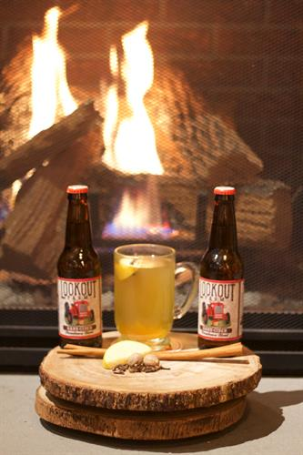 Fire Roarin' Cider Pourin' - our new Hot Cider