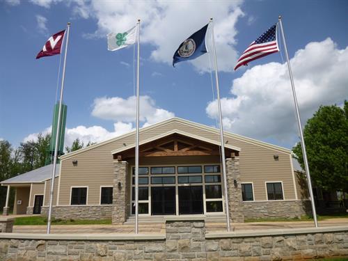 4H Flag Plaza