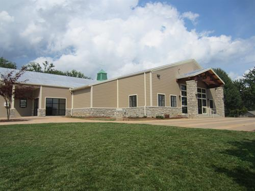 4H Welcome Center