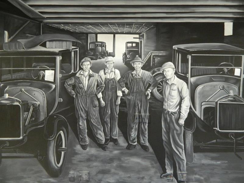 Kerlin Motor Company, Inc.