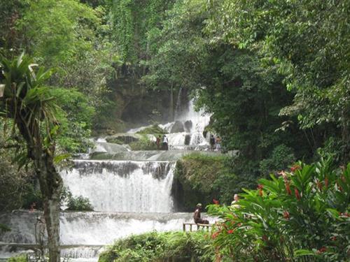 Jamaica - YS Falls, south coast