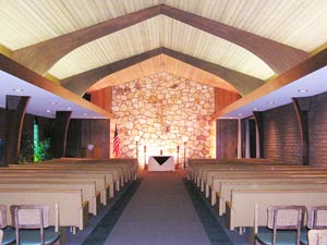 Our Main Chapel