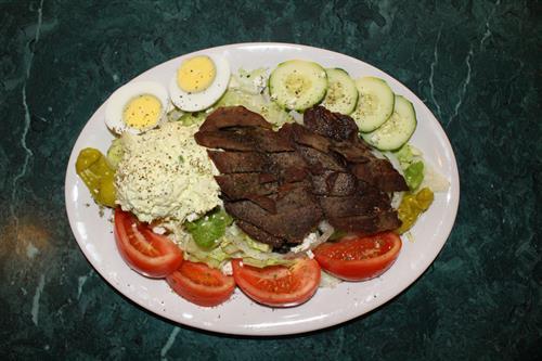 Albanian Salad