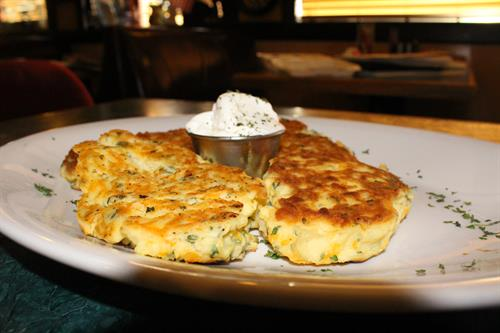 Homemade Potato Pancake
