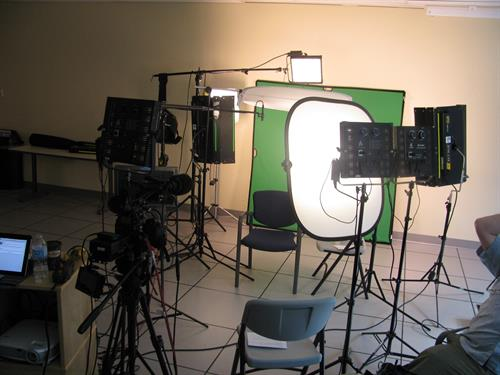Video interview shoot, Toronto, Ontario