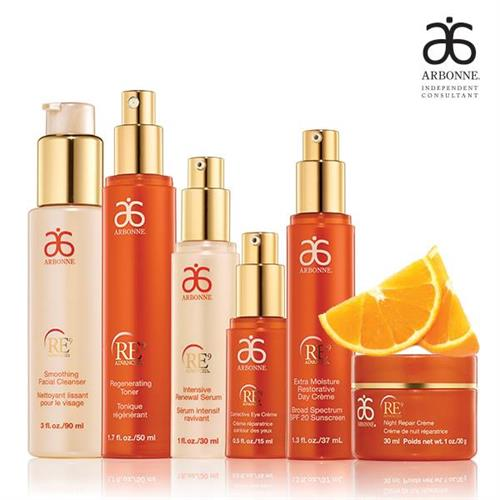 Prestige Quality RE9 Anti-Aging skin care.  Swiss formulated.  Call for a FREE facial.