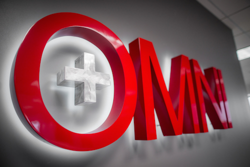OMNI Front Sign